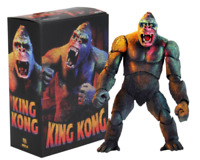 "King Kong Illustrated Variant Ultimate 8"" Figure"