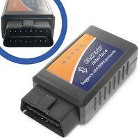 OBD 2 Bluetooth CAN BUS Interface Diagnose für VAG VW BMW f E-327 Software V2019