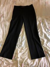 Mens 34w Meyer Trousers 34/32 Designer Black Meyer Trousers Meyer Stretch Pants