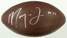 MARQISE LEE Signed NFL Football Replica Jaguars USC Trojans w/ PSA/DNA COA