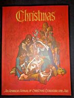 1969 Christmas American Annual of Literature & Art Vol.39 Holiday Songs Churches