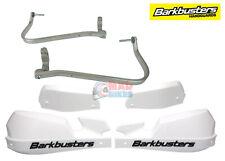 BarkBusters VPS Handguard Kit for BMW G310R 2016-2019, G310GS 2017- 2019 (White)
