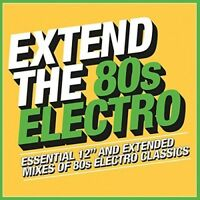 Various Artists - Extend The 80s: Electro / Various [New CD] UK - Import