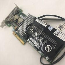 Dell LSI MegaRAID 9260-8i DYF52 6Gb/s RAID Controller w/ BBU & Warranty