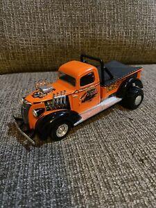 Vintage AMT Chevy Orange Blossom Pulling Truck Model Kit Built Custom