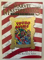 Marvel Masterworks MMW Vol 177 Young Allies (5-8) Variant HC Hardcover Sealed NM