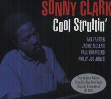 SONNY CLARK - COOL STRUTTIN' 2 CD NEUF