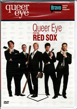 QUEER EYE for the STRAIGHT Guy BOSTON RED SOX Baseball MOVIE on a DVD of TV SHOW