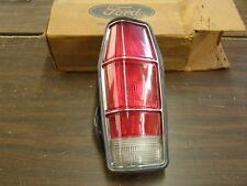 NOS OEM Ford 1977 1981 Courier Pickup Truck Tail Light Lamp Lens 1978 1979 1980