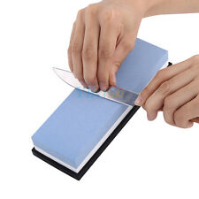 600#/1500# Grit Silicon Carbide Double Sided Sharpening Stone Sharpener Wetstone