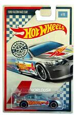 2017 Hot Wheels Racing Circuit #4 Ford Falcon Race Car