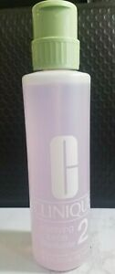 Clinique Clarifying Lotion 2 Dry Combination Skin W/PUMP 16.5OZ/487ML FULL SIZE