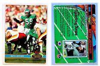 Seth Joyner Signed 1991 Stadium Club #92 Card Philadelphia Eagles Auto Autograph