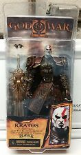 NECA Player Select God of War II 7 inch Kratos Action Figure in Ares Armor MIP