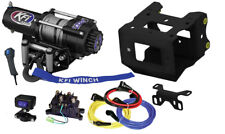 KFI A3000 Winch & Mount Kit - Late Model Sportsman 400/500/550/570/800/850/1000