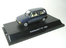Autobianchi Y10 (blue) 1985