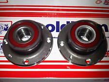 FIAT PUNTO & GRANDE PUNTO 1.1 1.2 1.4 2004-13 2x REAR WHEEL BEARING (+ABS TYPE)