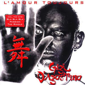 CD Gigi D'Agostino L'Amour Toujours 2CDs Incluse Bla , La Passion