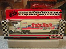 MATCHBOX 1993 SUPER STAR TRANSPORTERS PACCAR TRACTOR-TRAILER 1:87 DIE-CAST