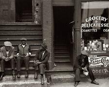 CHICAGO SOUTH SIDE DELI 8X10 PHOTO DEPRESSION ERA 1941