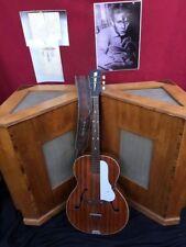 BILLY FURY la première guitare antoria Semi Acoustic plus son HiFi Haut-parleurs