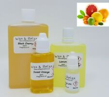 Fruity Fragrance Oils 4 Sizes Candle Wax Melts Oil Burners Diffusers HighQuality