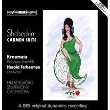 Harold Farberman Bizet Shchedrin Carmen-Suite The Carmen Ballet 2-LP Vinyl