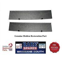 BONNET GRILLE KIT SUITS VH VK HOLDEN COMMODORE  Genuine Holden Restoration Part