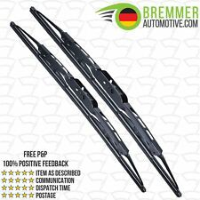 Hyundai Amica Hatchback (2000 to 2008) Front Wiper Blade Kit