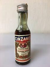 Mignon Miniature Cinzano Vermouth Rosso 5,5cl 16,5% Vol