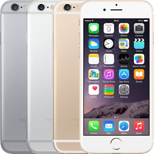 Apple iPhone 6 - 16GB 32GB 64GB 128GB Unlocked All Colours Grade A++ Certified