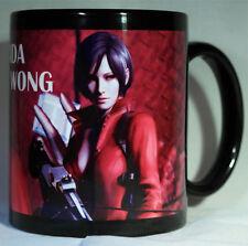 RESIDENT EVIL 6 - ADA WONG - Coffee MUG CUP - RE6 Biohazard