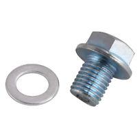 Magnetic Oil Drain Plug Bolt For Honda CB125S XL250R CB550F CL175 SL100 CR125R