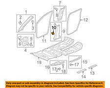 ACURA HONDA OEM Interior-Cowl Trim Clip Left 91560SLJJ01
