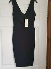 Black Lipsy Dress Size 8
