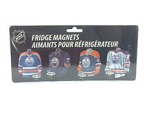 NHL Fridge Magnets - Edmonton Oilers