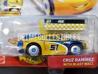 DISNEY PIXAR CARS XRS ROCKET RACING CRUZ RAMIREZ BLAST WALL 2020 SAVE 6% GMC