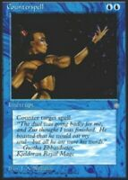 1x Counterspell LP, English MTG Ice Age