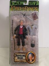 LORD OF THE RINGS TRAVELING BILBO MINT ON CARD FOTR