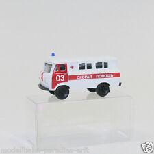 Herpa Minitanks 1:87 H0 743808 UAZ 452 Ambulance in VP (JL2299)