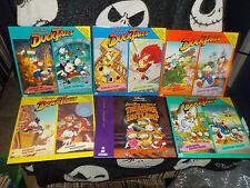 DuckTales Complete US Releases 20 Episodes +1 Feature Laserdisc LD Free Ship $30
