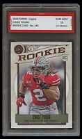 2020 CHASE YOUNG PANINI LEGACY 1ST GRADED 10 ROOKIE CARD RC WASHINGTON REDSKINS