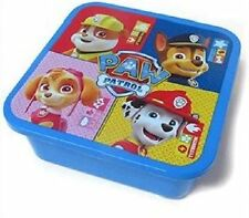 Square Unbranded Tupperware Lunch Boxes