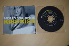 Holly Valance - Kiss kiss. 3 tracks + video. CD-Maxi (CP1706)
