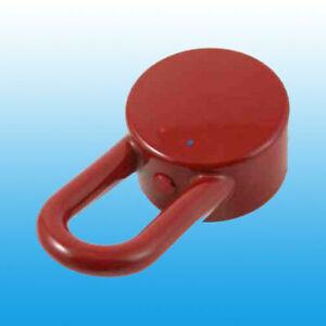 HANSGROHE AXOR UNO Ersatz Griff Rot, für Waschtisch-, Bidet- und Küchenarmaturen