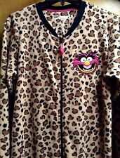 Disney Muppets Footed Pajamas 3D Animal Costume NEW S/M or L/XL Elmo's Friends