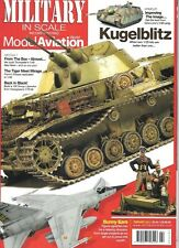 Military In Scale Feb.2011 Tamiya Jagdtiger French Armored Carrier Flakpanzer