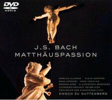 J.S. BACH - MATTHÄUS-PASSION / GESAMTAUFNAHME (2 DVD-AUDIO SET)