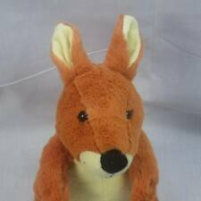 KOHL'S CARES FOR KIDS DOES A KANGAROO HAVE A MOTHER TOO ERIC CARLE PLUSH TOY