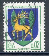 STAMP / TIMBRE FRANCE OBLITERE N° 1351B  GUETET